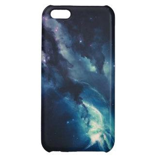 Galáxia azul capas para iphone 5C