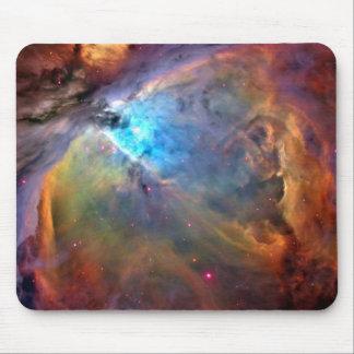 Galáxia do espaço da nebulosa de Orion Mouse Pad