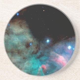 Galáxia do Tadpole Porta Copos De Arenito