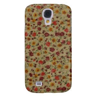 Galáxia floral S4 do abstrato do vintage, mal lá Capas Samsung Galaxy S4
