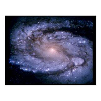 Galáxia M 100 Cartoes Postais