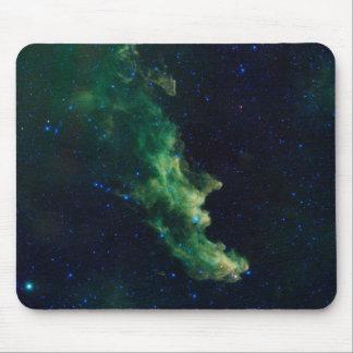 Galáxia Mousepad do espaço