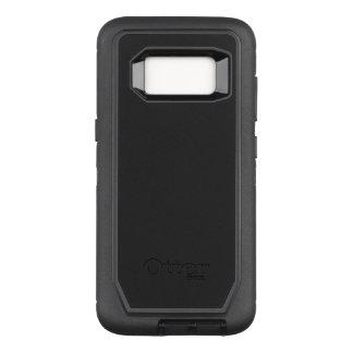 Galáxia S8 de Samsung do exemplo da viagem ao Capa OtterBox Defender Para Samsung Galaxy S8