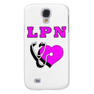 Galaxy S4 Cases Cuidado de LPN