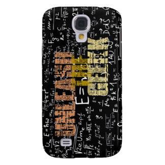 Galaxy S4 Cases Desencadeie o geek Phonecase