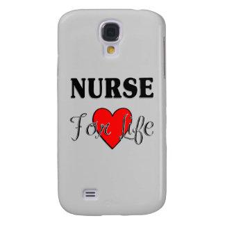 Galaxy S4 Cases Enfermeira para a vida