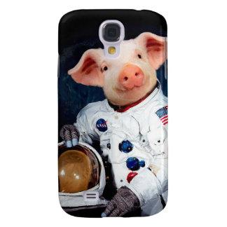 Galaxy S4 Cases Porco do astronauta - astronauta do espaço