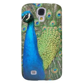 Galaxy S4 Cases Suporte 2 do pavão