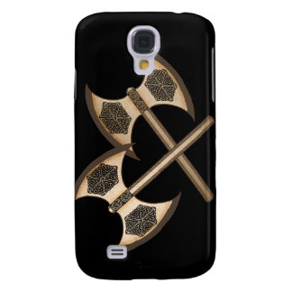 Galaxy S4 Cover Axe´s de Viking
