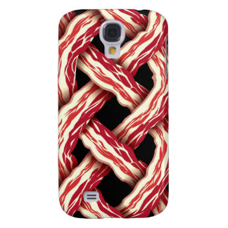 Galaxy S4 Cover Bacon celta