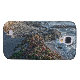 Galaxy S4 Cover O oceano negligencia o caso 2 resistente vívido