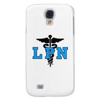 Galaxy S4 Cover Símbolo médico de LPN