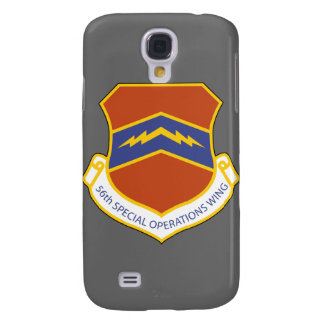 Galaxy S4 Covers 56th Asa das operações especiais (SOW)