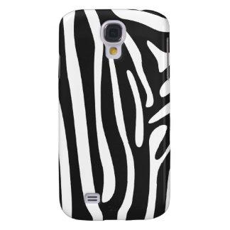 Galaxy S4 Covers Zebra