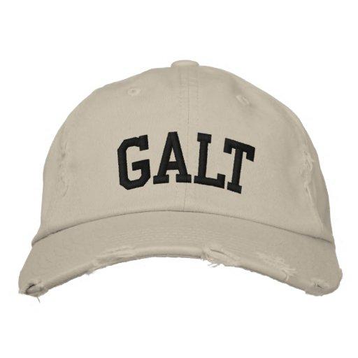Galt bordou o chapéu bonés