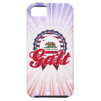 Galt, CA Capa iPhone 5