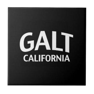Galt Califórnia Azulejos De Cerâmica