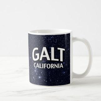 Galt Califórnia Caneca