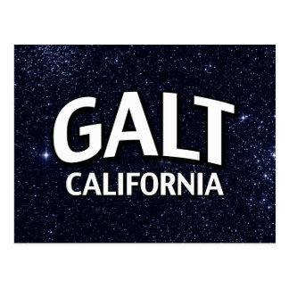 Galt Califórnia Cartoes Postais
