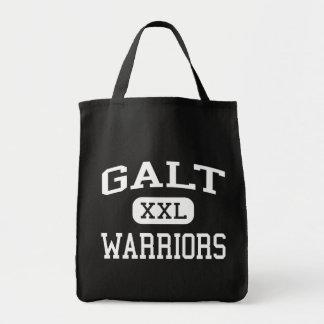 Galt - guerreiros - segundo grau - Galt Califórnia Bolsas