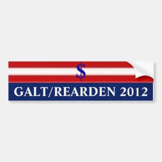 Galt/Rearden 2012 Adesivos