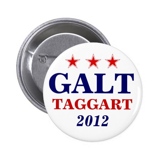 Galt Taggart 2012 Pins