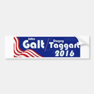 Galt Taggert 2016 Adesivo Para Carro