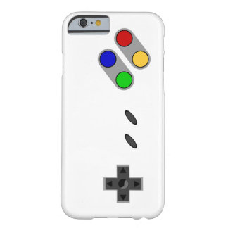 Gamepad retro capa barely there para iPhone 6