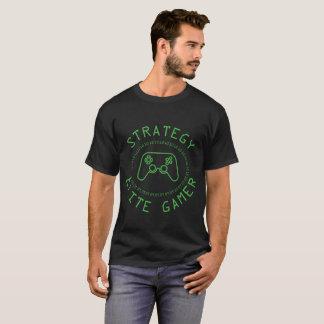 Gamer da elite da estratégia tshirts