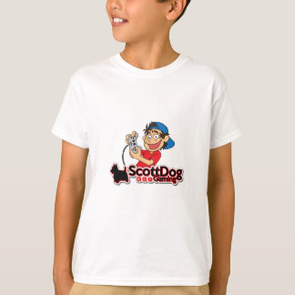 Gamer de ScottDogGaming Camiseta