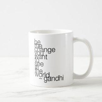 gandhi-quote-stiles* caneca de café