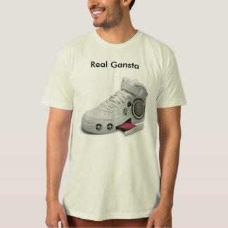 gangsta_gadget, Gansta real Camisetas