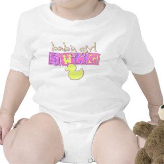 Ganhos do bebé babadores