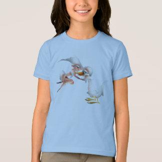 Ganso e ganso de mãe t-shirts