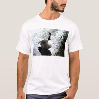 Gansos canadenses camiseta