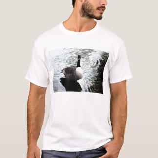 Gansos canadenses t-shirts