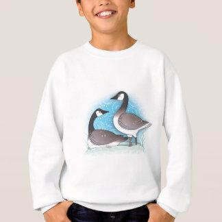 gansos selvagens camiseta