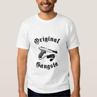Gansta original tshirts