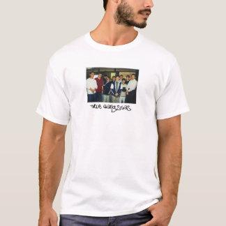 Ganstas verdadeiro t-shirt