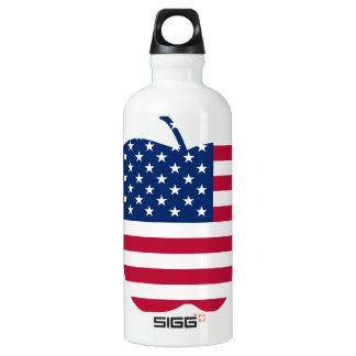 Garrafa D'água A bandeira grande NYC de Apple América