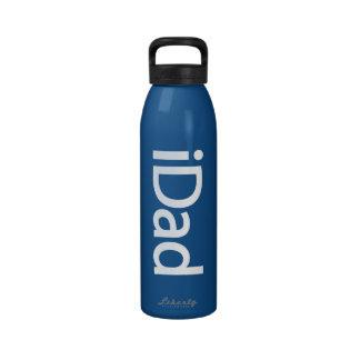 garrafa de água da liberdade do iDad