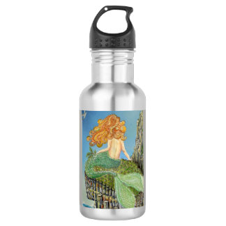 Garrafa de água da sereia de Bushmill