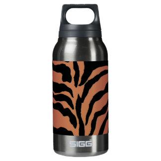 Garrafa De Água Térmica Decoração Home listrada do tigre animal do