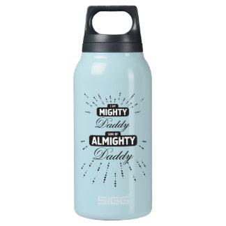 Garrafa De Água Térmica Pai poderoso do Almighty do pai