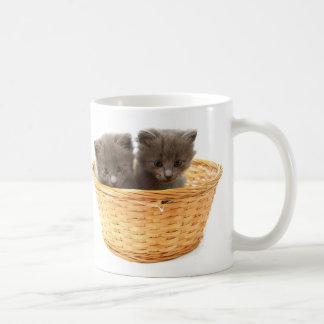 gatinhos caneca de café