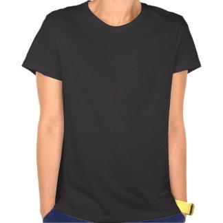 Gato com uma rima tshirts