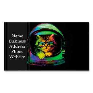 Gato do hipster - astronauta do gato - espace o