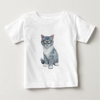 Gato engraçado tshirts