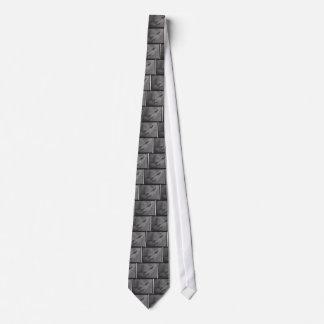 Gato no ponto gravata