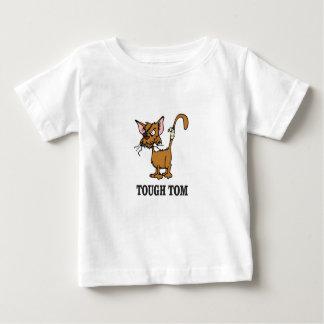 gato resistente de tom t-shirts